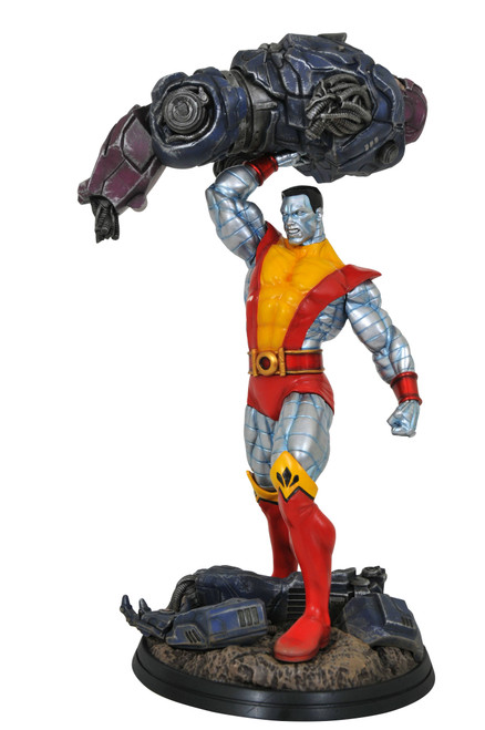diamond select toys marvel premier colossus statue