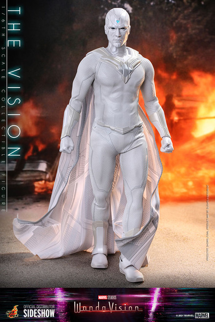 hot toys vision one sixth scale figure