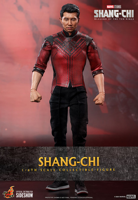 hot toys shang chi one sixth scale figure