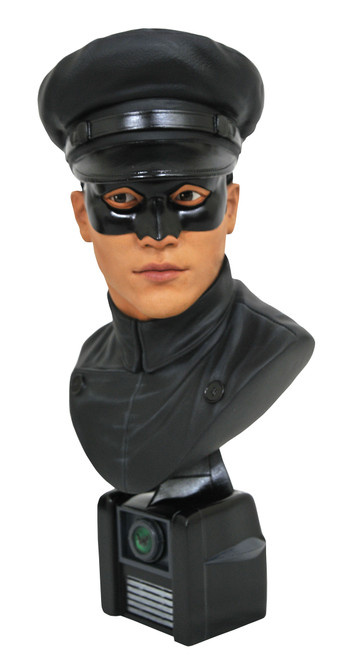 diamond select toys green hornet legends in 3d kato 1/2 scale bust