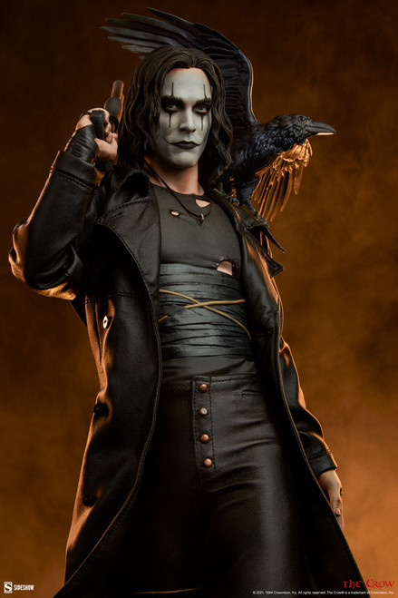 sideshow collectibles the crow premium format figure