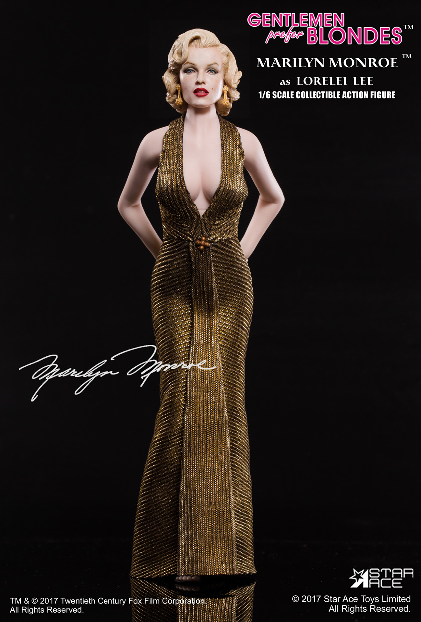 Star Ace Marilyn Monroe As Lorelei Lee In Gentlemen Prefer Blondes Gold Dress Version: Gentlemen Prefer Blondes Wedding Dress At Websimilar.org