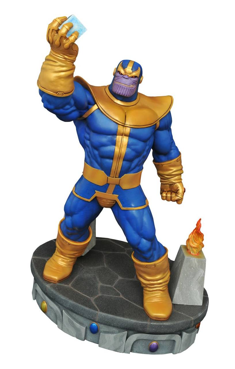 Marvel Premiere Collection Thanos Statue