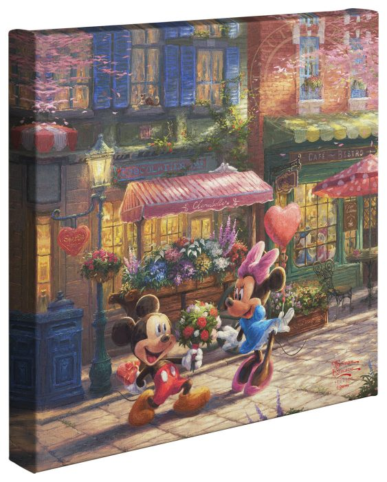Mickey and Minnie Sweetheart Cafe 14