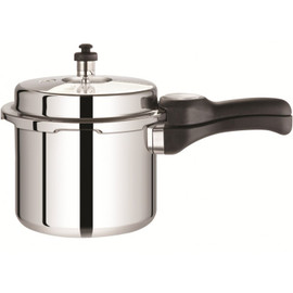 3.00 Litre Capacity      UL Certified Product      Highly polished stainless steel for good looks and durability      Even heat distribution and retention for energy efficient cooking      Easy grip, stay cool handles      3.50 mm Bottom Thickness      2.10 mm Wall Thickness     Size - 21cm Diameter x Height 17.5cm x Length 37.5cm