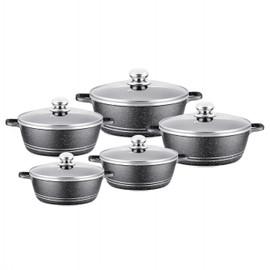 Royal Ford 10Pcs Non Stick Cookware Set