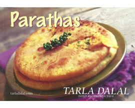 Tarla Dalal Parathas mini cook book