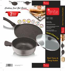 Ignite Cookware non stick gift set of 2