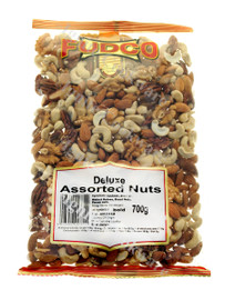 Deluxe Assorted Nuts - Fudco