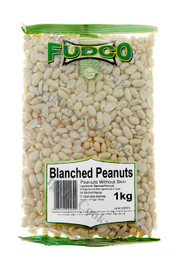 Blanched Peanuts - Fudco