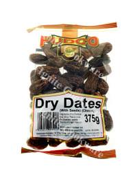 Dry Dates ( With Seeds ) Chowra - Fudco