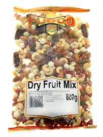 800g Dry Fruit Mix - Fudco