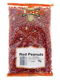 Red Peanuts - Fudco
