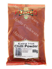 Extra Hot Chilli Powder - Fudco