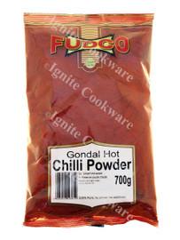 Gondal Hot Chilli Powder - Fudco