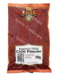 Kashmiri ( Mild ) Chilli Powder - Fudco