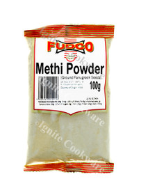 Methi / Fenugreek Powder - Fudco