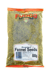 Roasted Fennel Seeds ( Variary - Sounf ) - Fudco