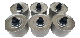 Chafing Liquid Fuel, 6 hour, Silver, Pack of 6
