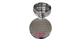 Stainless Steel Grater with storage box