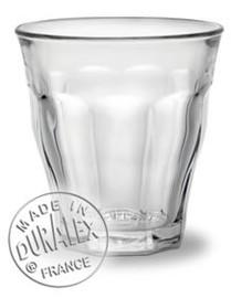 Duralex Picardie Drinking Glasses Tumblers 22cl (220ml) Pack of 6