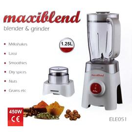 450w blender with grinder