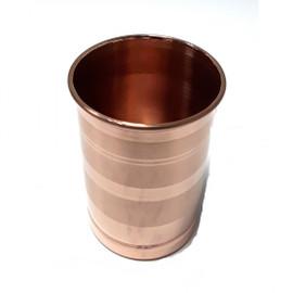 10cm high copper tumbler