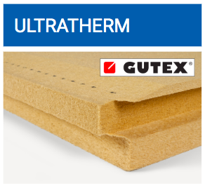 Nature Does it Best: Gutex Wood Fiberboard Insulation - 475