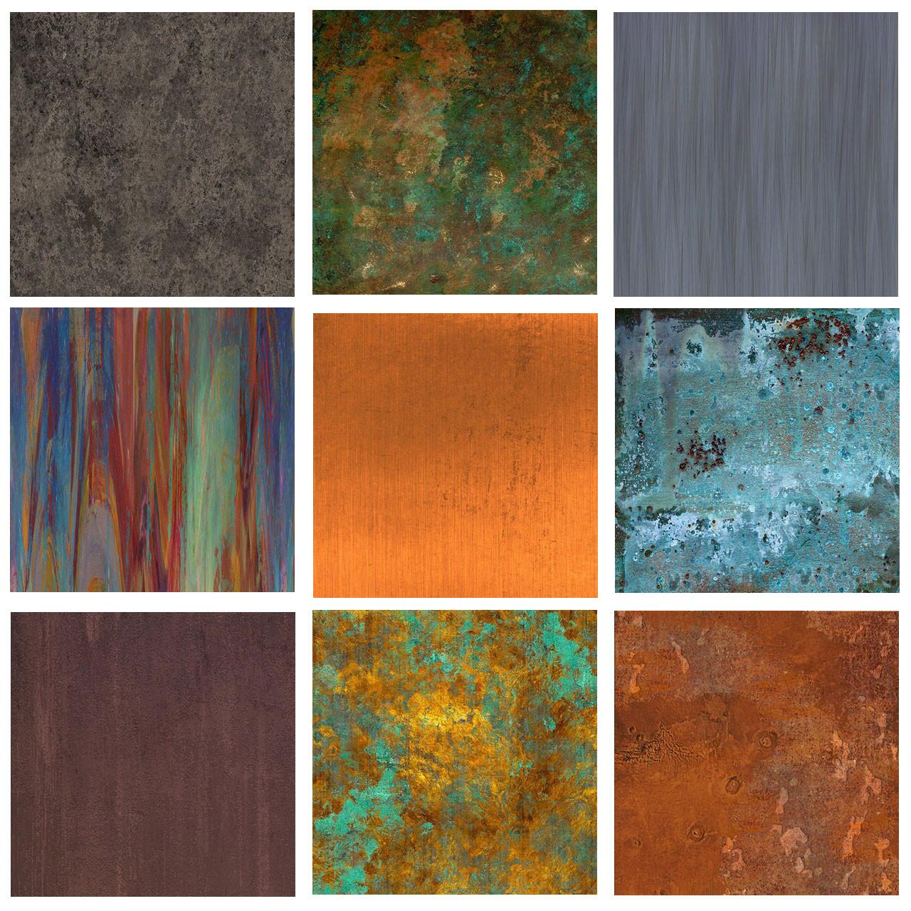 Artful Metals Sample - Fusion