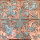 Copper Green Patina #40