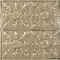 2438 Aluminum Ceiling Tile in Venetian Plaster finish and many other finishes is availabel at www.decorativeceilingtiles.net