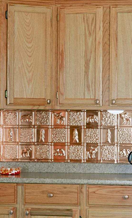 Need To Install Tin Backsplash In Your Kitchen? Fast and Easy!
