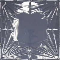 2405 Aluminum Ceiling Tile in Midnight finish is available at www.decorativeceilingtiles.net