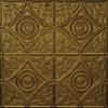1219 Aluminum Ceiling Tile in our Antique Brass finish is available at www.decorativeceilingtiles.net
