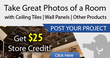 Post your project & Get $25 Store credit