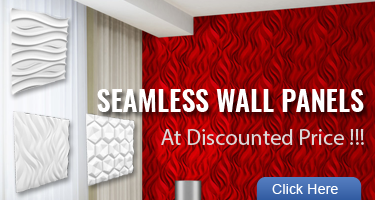 SEAMLESS WALLPANELS - At Discounted Price