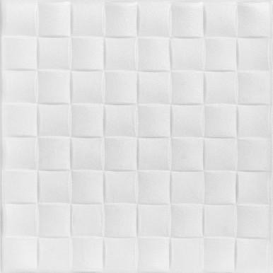 Cobblestone Styrofoam Ceiling Tile 20 in x 20 in - #R25
