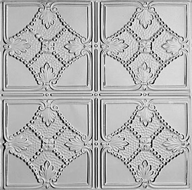 """Gingerbread - Tin Ceiling Tile - 24""""x24"""" - #1208"""