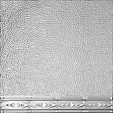 Art Deco Tin Filler  / Border - Nail Up - #2417