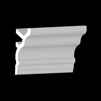 DIY Foam Crown Molding - 5 in. Wide 8 ft. Long - #CC 555