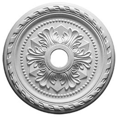 Palmetto - Urethane Ceiling Medallion -  #CM31PM