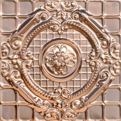 English Garden - Copper Ceiling Tile - #2409