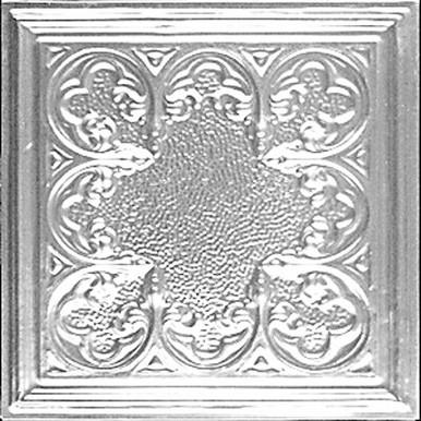 "French Quarter - Aluminum Ceiling Tile - 24""x24"" - #2430"