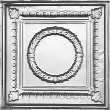 Romanesque - Aluminum Ceiling Tile - #2407