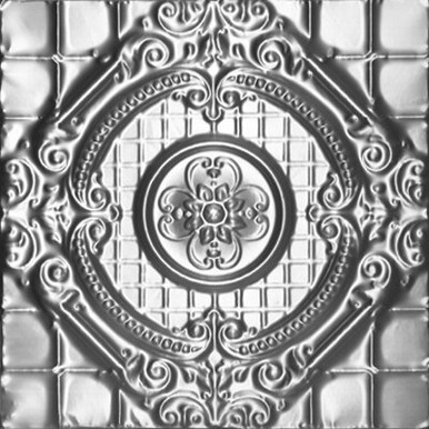 English Garden - Tin Ceiling Tile - #2409