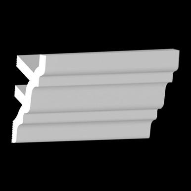 DIY Foam Crown Molding - 4 in. Wide 8 ft. Long - #CC 453