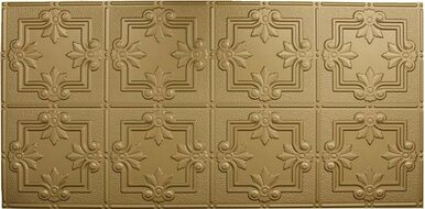 Faux Tin Wall & Ceiling Panel - 24x48 - #DCT 0321