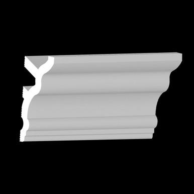 DIY Foam Crown Molding - 4 in. Wide 8 ft. Long - #CC 455