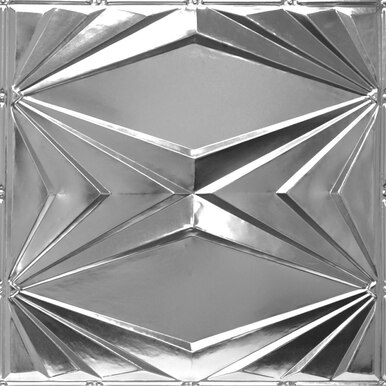 Shanko - Tin Plated Steel - Wall and Ceiling Patterns - #5000