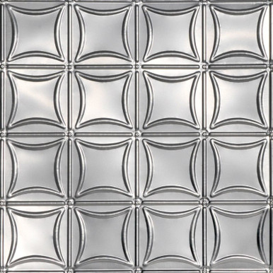 Window Panes - Shanko Aluminum Ceiling Tile - #201